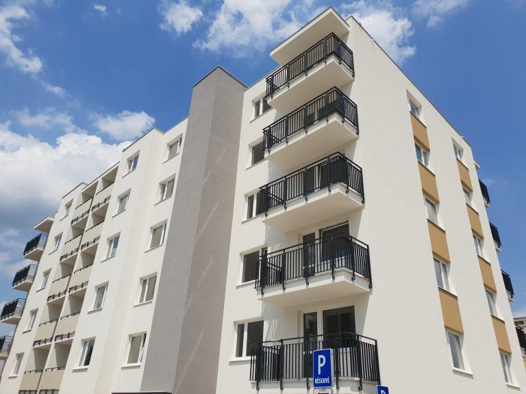 Rodinné byty Zlatovská, Trenčín