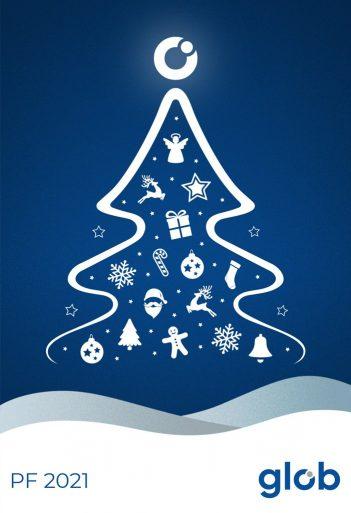 Veselé Vianoce a šťastný a zdravý nový rok 2021!