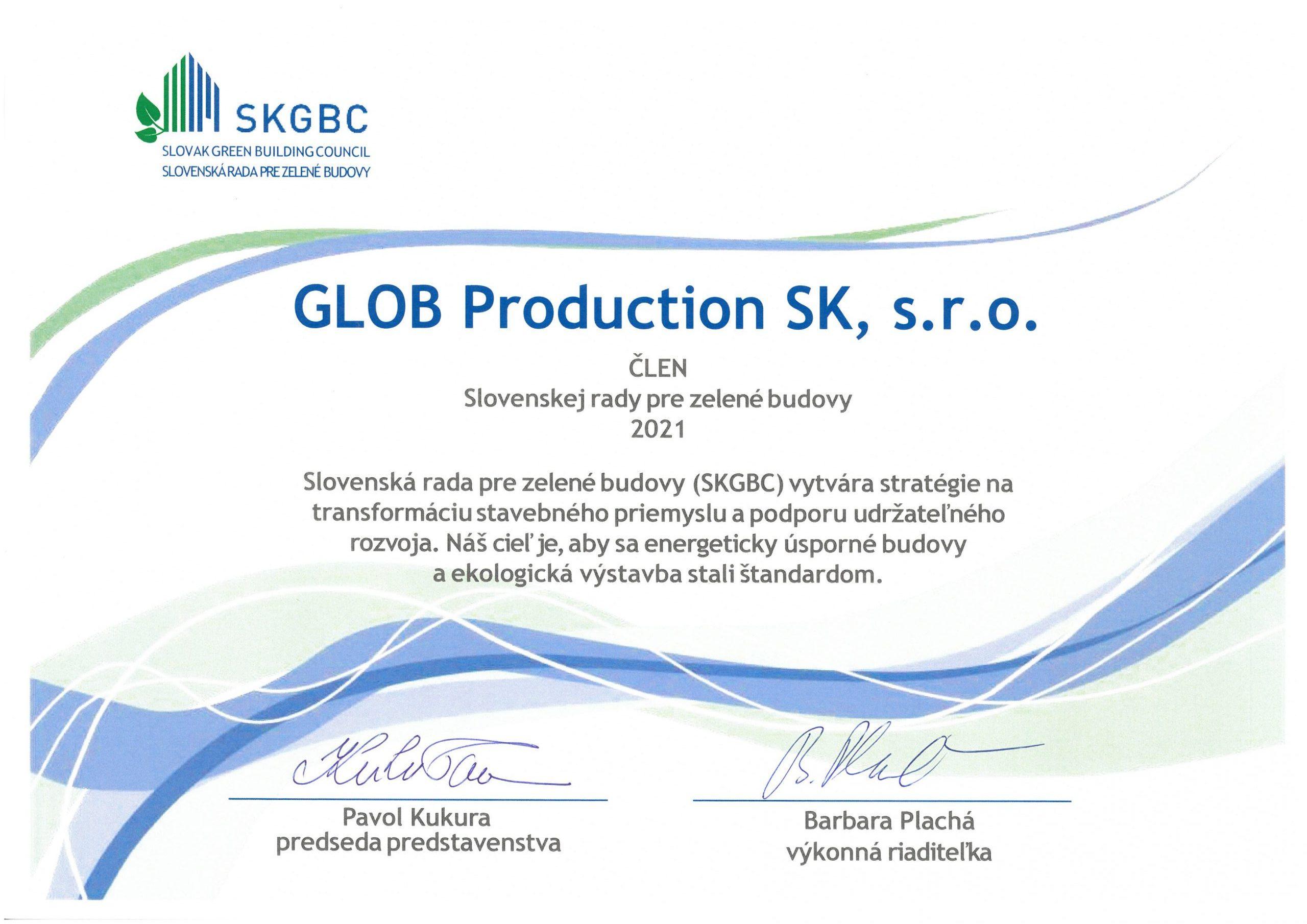SKGBC - Slovenská rada pre zelené budovy
