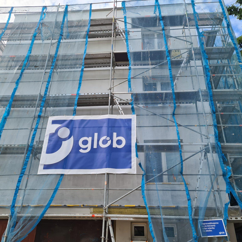 Obnova bytového domu, Bratislava